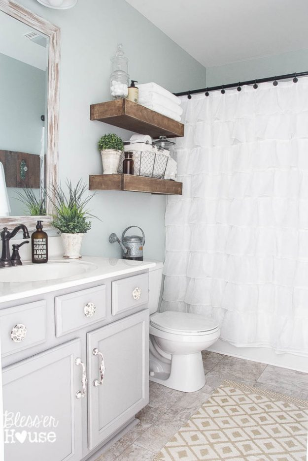 Tips To Beautify Your Bath On A Budget