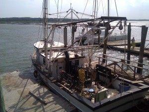 Shrimp boat Hudsons - 300x225