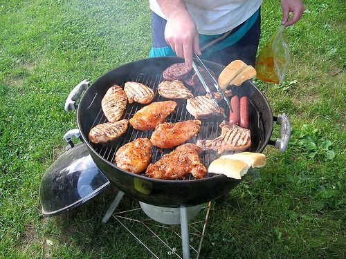 Summer Barbecue Grill Safety Tips