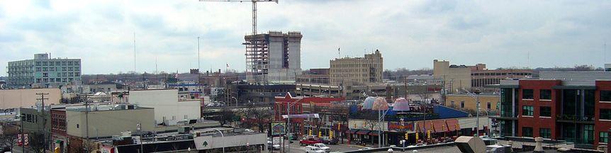 royal oak michigan real estate-downtown