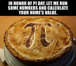 PI Day Today-March 14th, 2017