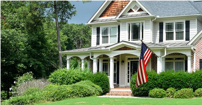 think about selling flag house