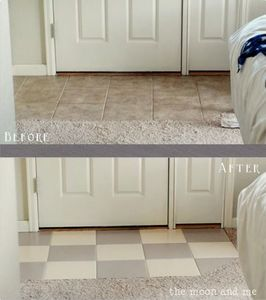 Oakland County Remodeling Cost Painted Tiles