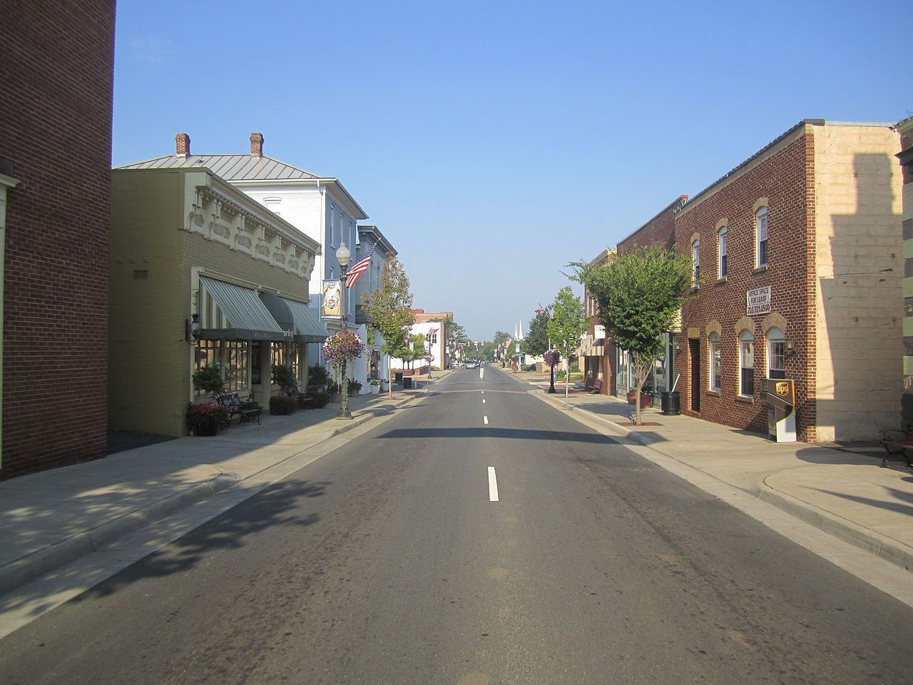 Downtown Manassas