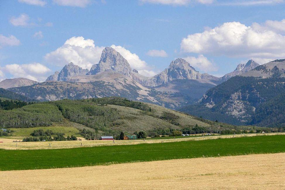 Beautiful Mountain View in Alta