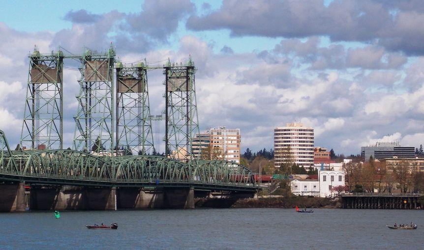 I-5 Bridge Gateway to Vancouver, WA