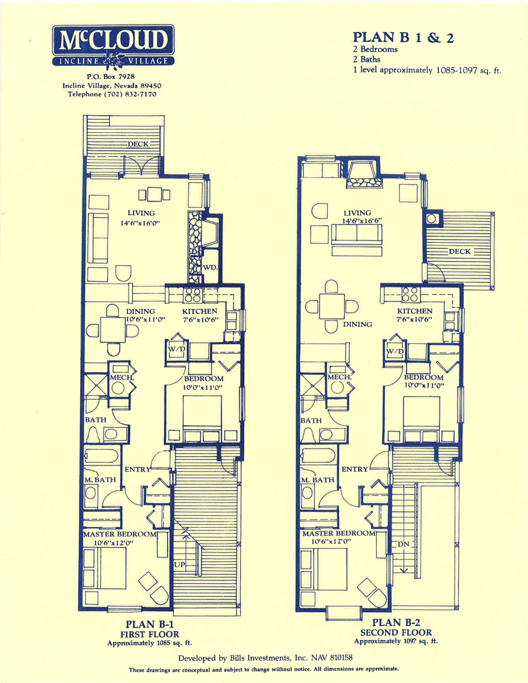 Plan B1-B2