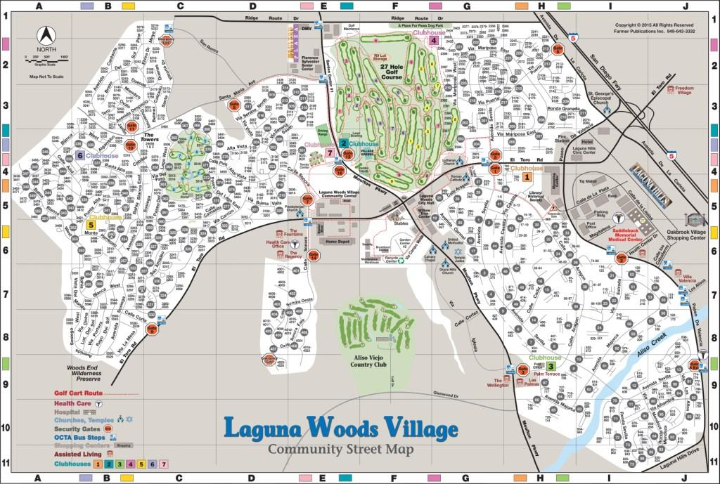 Laguna Woods Homes for Sale - Real Estate Agent