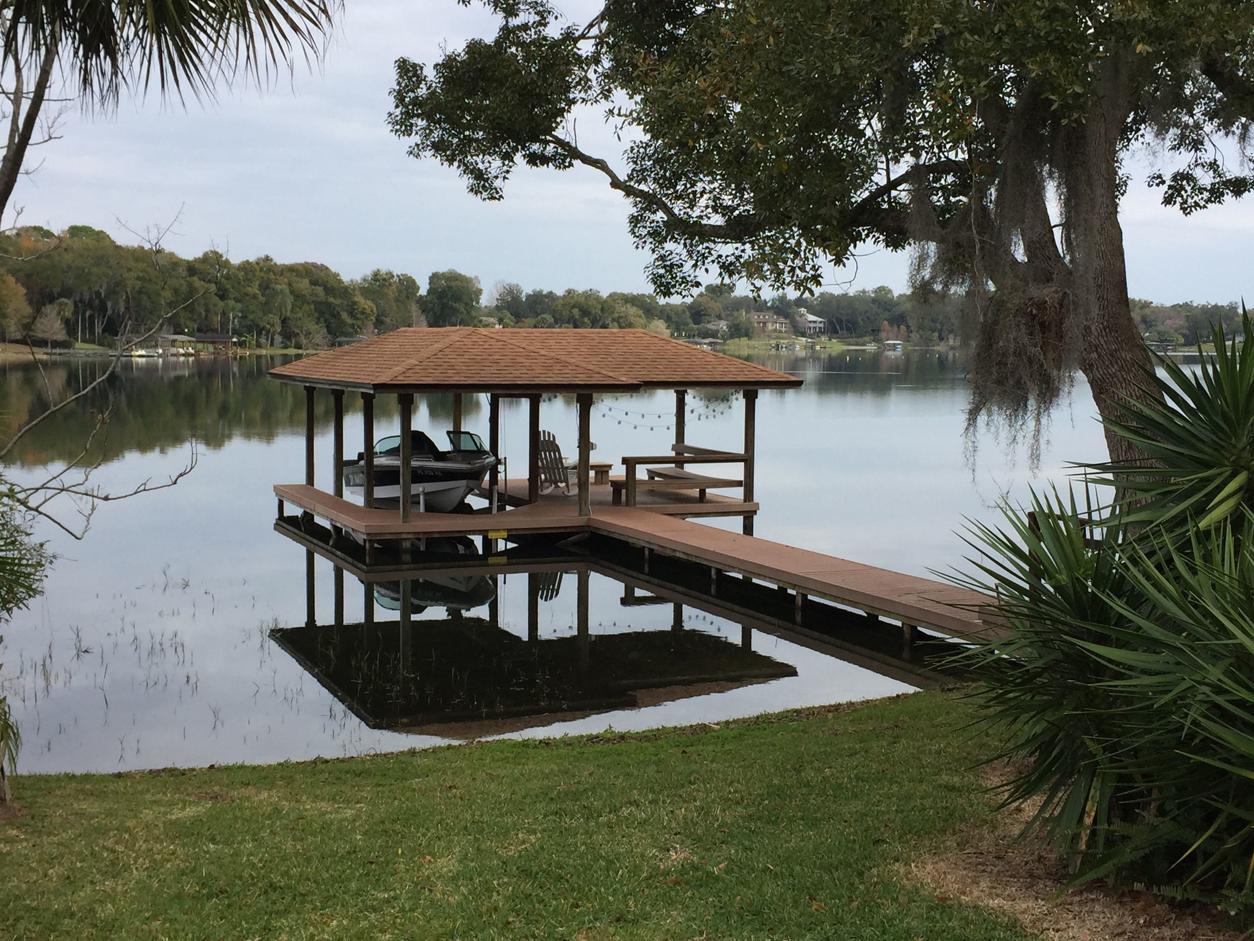 Winter Park dock