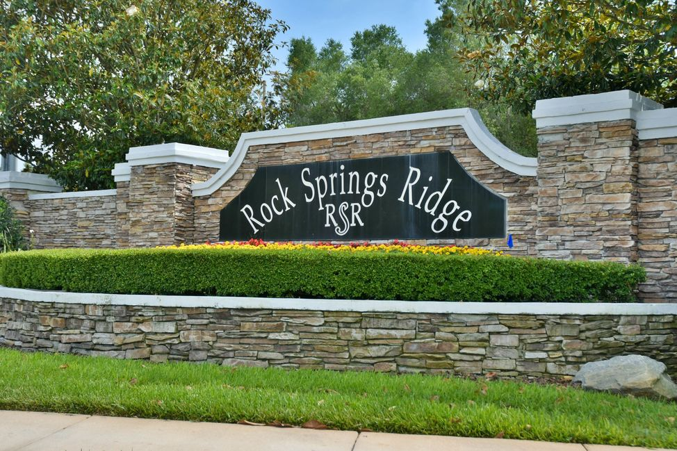 Rock Springs Ridge