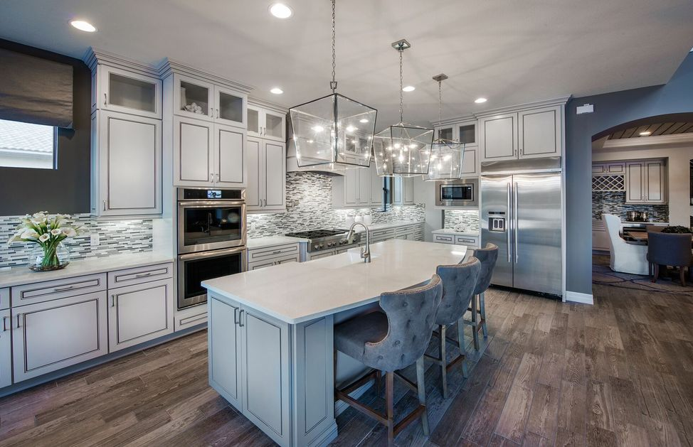 Pulte Kitchen Remodel