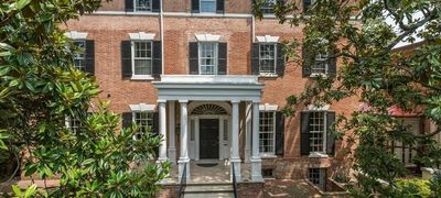 Jackie Kennedy's Georgetown Home is on the Market