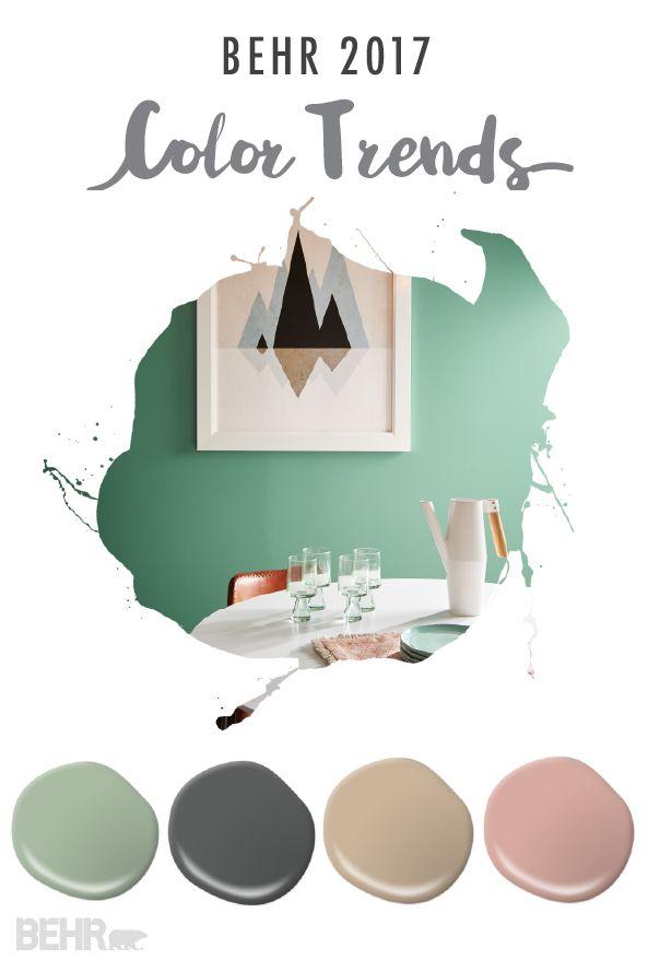Behr Paint Color Trends