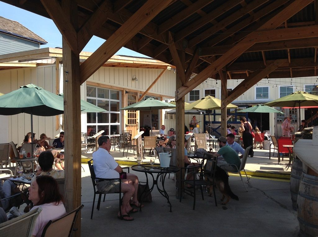Festivities for fall - Barrel Oak Winery