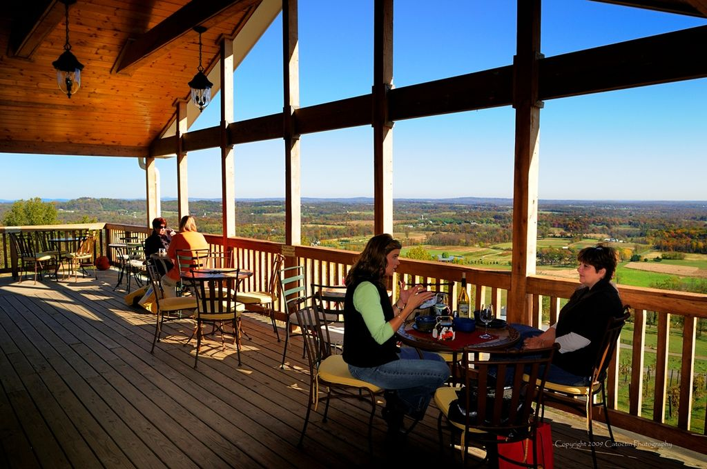 Festivities for fall - Bluemont Vineyard