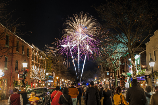 Celebrate New Year's Eve at First Night Alexandria