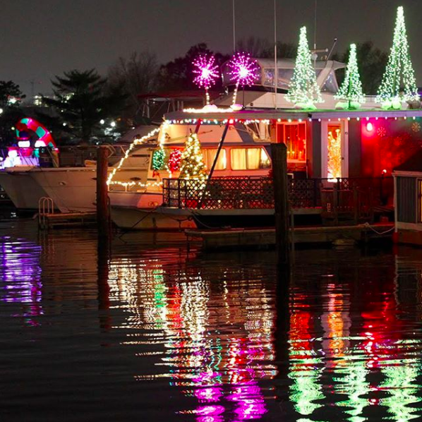Holidays at The Wharf