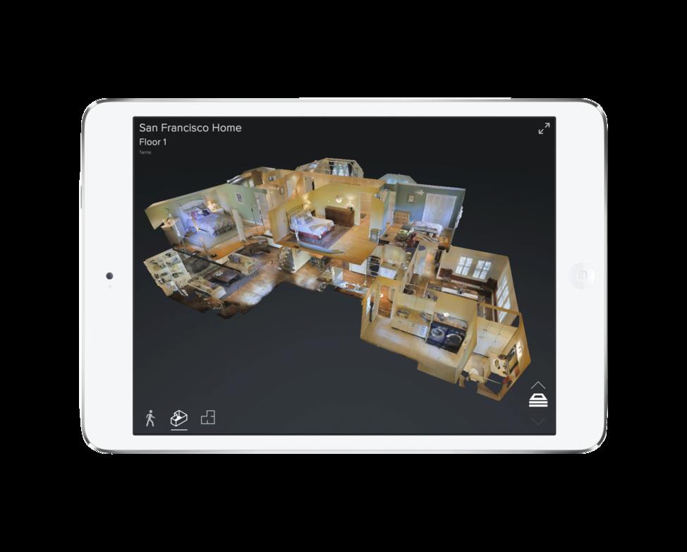 3d virtual reality home tour