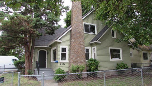 2352 MLK Jr Way Tacoma Front of Home