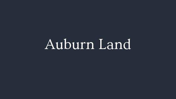 Auburn WA Land