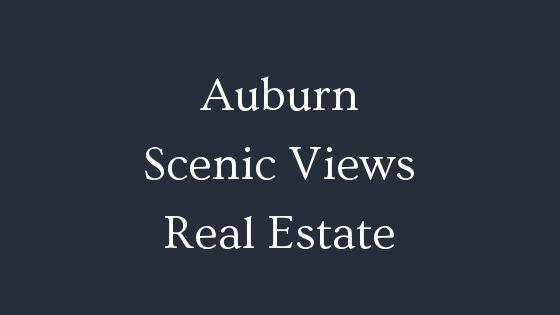 Auburn WA scenic views real estate
