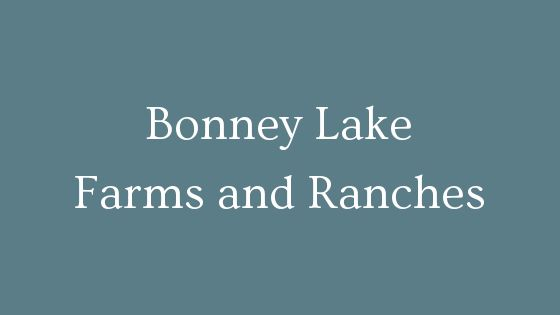 Bonney Lake farms and ranches