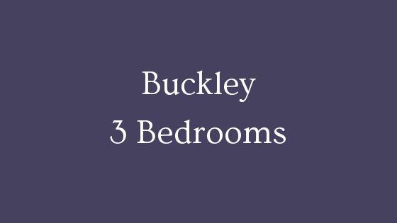 Buckley 3 Bedroom real estate