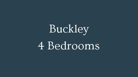 Buckley 4 bedroom real estate