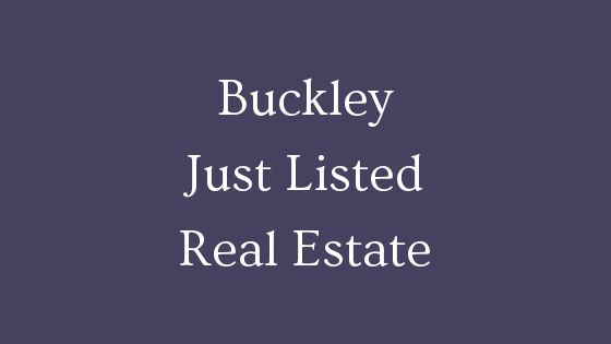 Buckley just listed