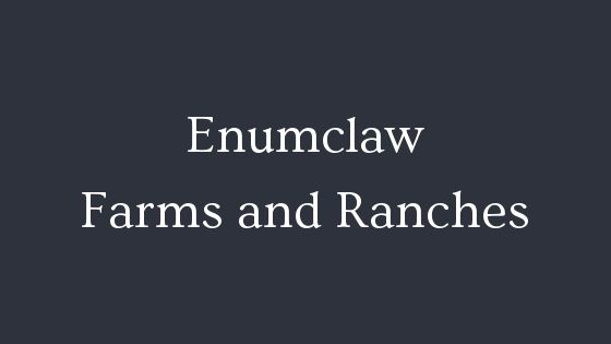 Enumclaw farms and ranches