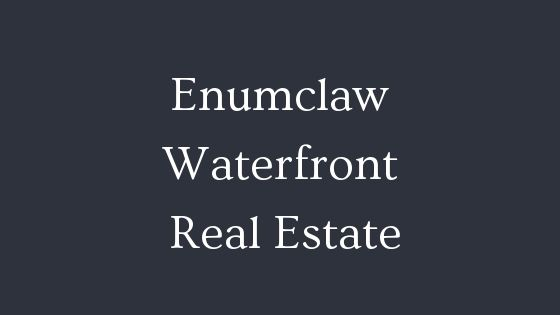 Enumclaw waterfront real estate