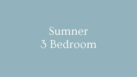 Sumner 3 bedroom real estate