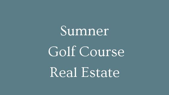 Sumner Golf Course homes for sale