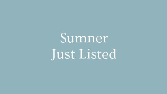 Sumner just listed real estate