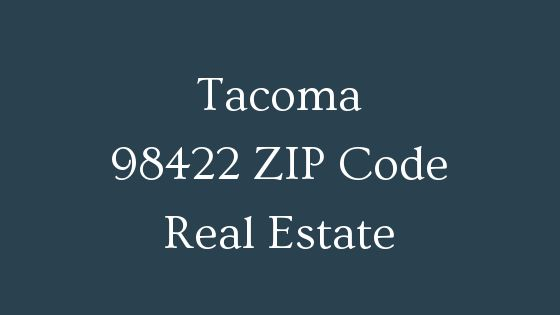 Tacoma 98422 Zip Code real estate
