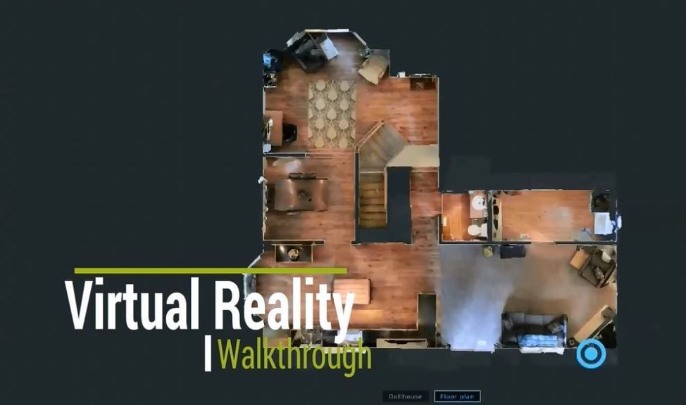 Virtual Reality Walkthrough