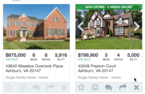 Ashburn Farm homes for sale