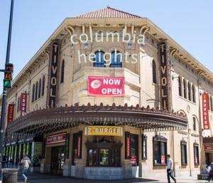columbia heights popular neighborhood