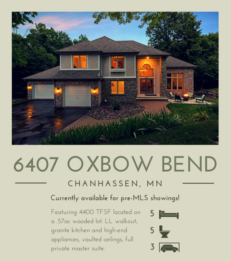 6407 Oxbow Pre-MLS