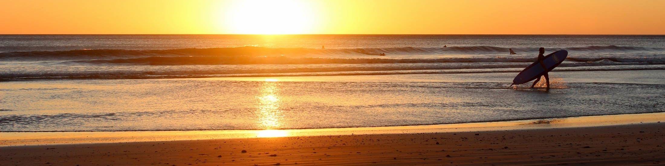 sunset-surf