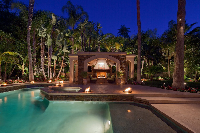 14155 Beresford Road Mulholland Estates Beverly Hills