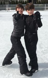 Highlands NC ice skating
