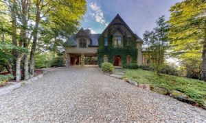 luxury Cashiers NC home for sale