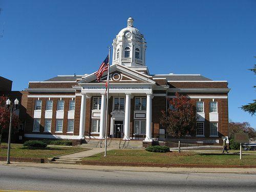 Barrow County Courthouse, Winder GA
