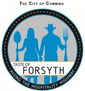 Taste of Forsyth logo