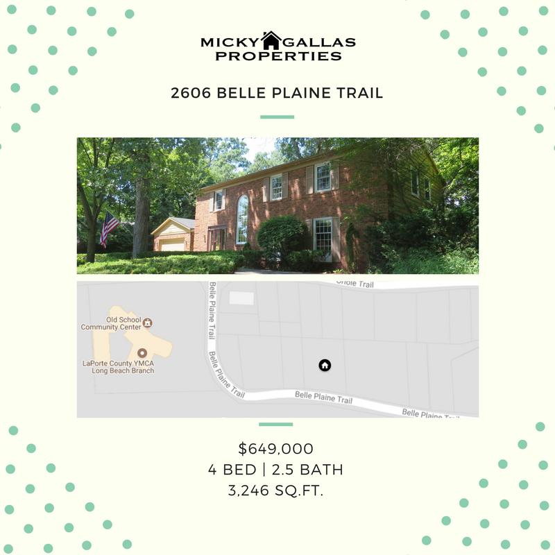 2606 Belle Plaine Trail