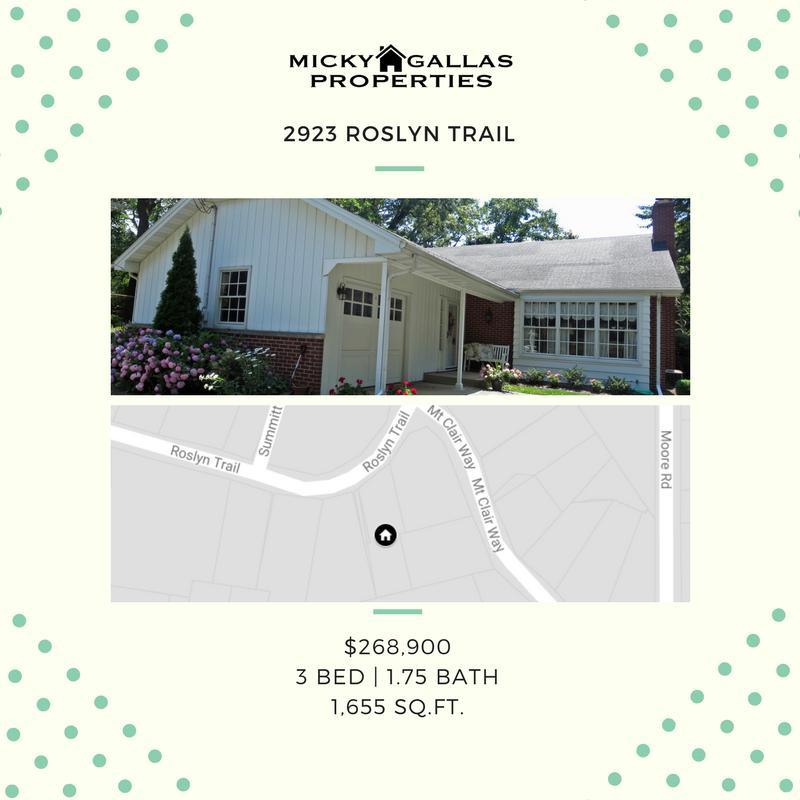 2923 Roslyn Trail