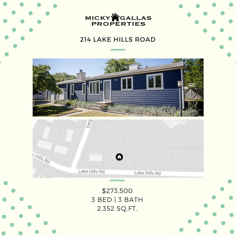 214 Lake Hills Road