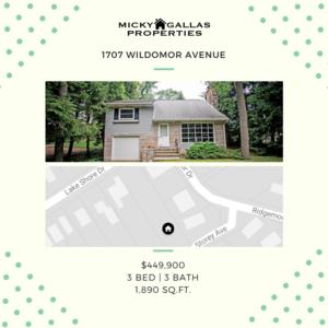1707 Wildomor Ave