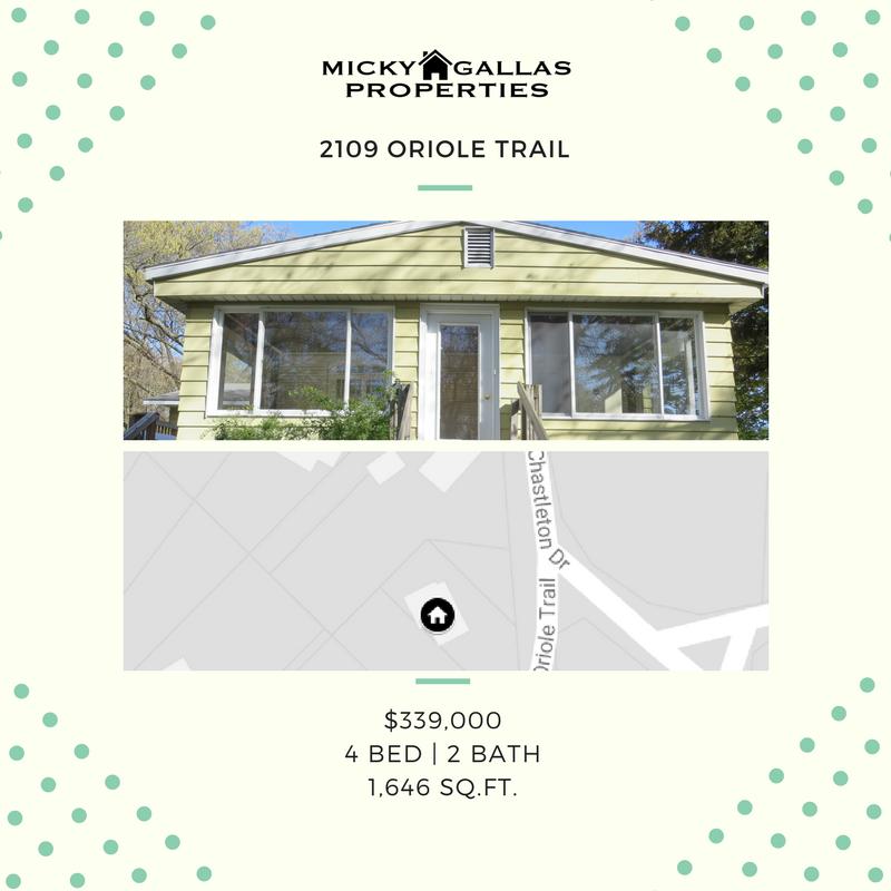 2109 Oriole Trail